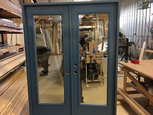 French Style Double Door