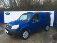 2008 58 Fiat Doblo Cargo 1.3JTD 16v Multijet Diesel Van