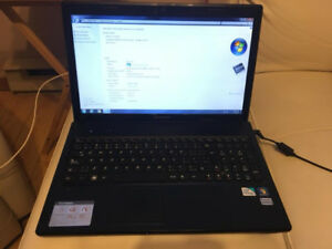 Lenovo Laptop Like New Rarely used ever