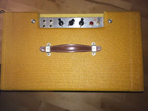 Deluxe 5e3 Tweed 1x15 Handmade combo like fender Kitchener / Waterloo Kitchener Area image 4
