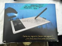Bamboo Capture Drawing Tablet