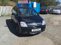 2010 VAUXHALL MERIVA 1.4L *** 3 MONTH PARTS AND LABOUR WARRANTY