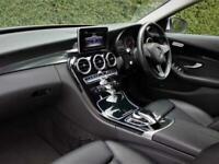2017 Mercedes-Benz C Class C 220 d SE Saloon Auto Saloon Diesel Automatic