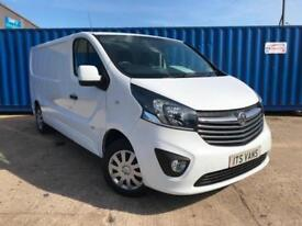 Vauxhall Vivaro Sportive 2900 LWB ***NOW SOLD, MORE IN STOCK***