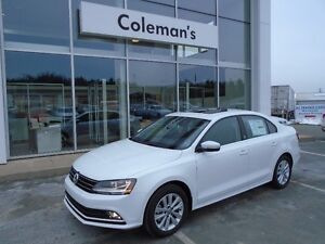 NEW 2017 Volkswagen JETTA Wolfsburg Ed. - Best Deal in Atl. Can