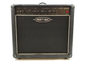 Amplificateur Artec G65R 60 Watt 209.95$