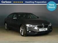 2015 BMW 4 SERIES 420d [190] Sport 5dr [Business Media]