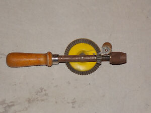 Antique Hand Drill London Ontario image 1