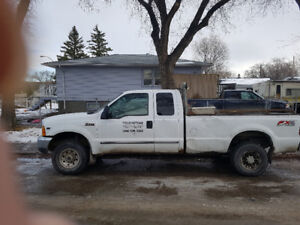 2001 Ford F250 for sale or trade