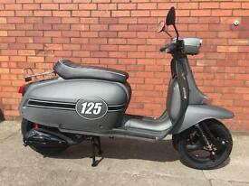 SCOMADI TL 125 LEARNER LEGAL SCOOTER