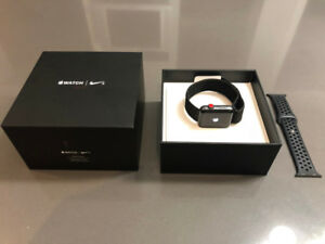 Apple Watch Series 3 GPS + LTE 42mm *** Mint Condition
