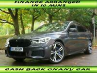 2018 18 BMW 6 SERIES 3.0 630D M SPORT 5D 261 BHP DIESEL