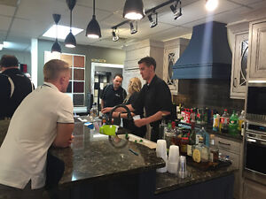 Mobile bartenders and bars for your business event. Regina Regina Area image 9