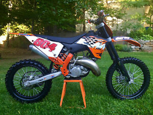 2008 KTM SX144 *Very Clean* well maintained,