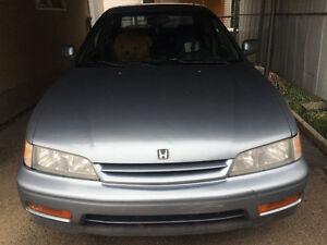 1994 Honda Accord Sedan quick sale Edmonton Edmonton Area image 3