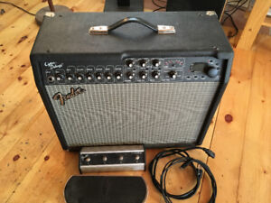 Fender Deluxe  (cyber version) Vintage volume pedal