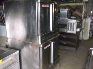 2 Convection Ovens – Natural Gas (stackable),  #1011-14