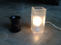 IKEA lamp and candle fragrance warmer