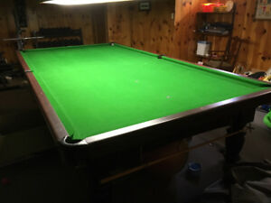 6x12 snooker table for sale