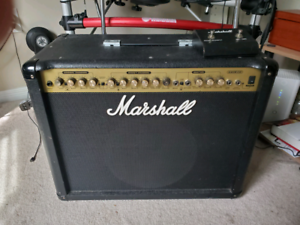 Marshall 80 watt- footswitch included