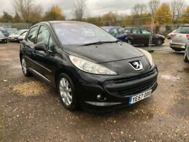 Peugeot 207 1.6HDI, Year 2007, Mot 11.2021, Tax £125, 94424 Mi