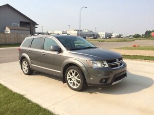 2012 Dodge Journey R/T AWD Nav Rear DVD