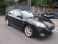 Mazda 3 2.2D SPORT 150PS (black) 2010