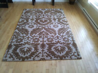 Carpet / Rug - 100% Wool from New Zealand