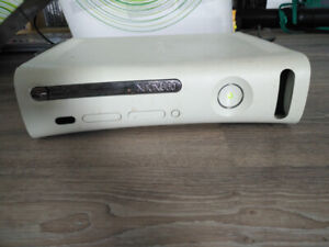Xbox 360 with games, controllers, Kinect