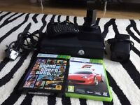 *Xbox 360 250GB - 4 Games- 1 controller With Chatpad - Quick-charger - Wireless Adapter - £60!!!