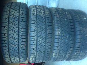 BARELY USED TIRES & RIMS FOR SALE