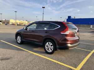 Honda CR-V 2012 EX-L AWD (PRICE DROP  - ONLY $13,000 NOW)