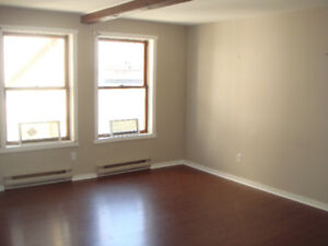 Large Downtown 1 bedroom available Sept 1