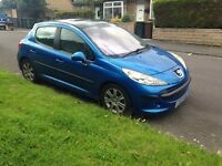 Peugeot 207 1.6 hdi may px swap