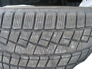 NEW WINTER TIRES roll back now $100.