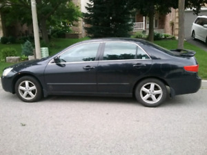 2005 Honda Accord EX-L 4 Door