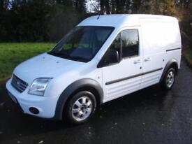 2013 13 FORD TRANSIT CONNECT 1.8 T230 LIMITED HR VDPF 1D 109 BHP ** CA