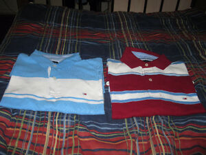 BRAND NEW TOMMY HILFIGER POLOS