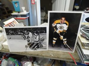 WILLIE OREE , BOBBY ORR , NHL POSTERS