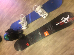 198f4eb3f8ba USED SNOWBOARDS W  BOOTS BINDINGS+GOGGLES