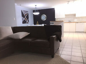 Convenient furnished downtown condo available immediately