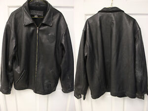 London Knights Leather Jacket