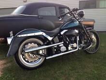 1996 Harley Davidson Badboy Springer Softail FXSTSB Sale Wellington Area Preview