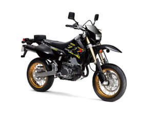 2018 Suzuki DR-Z400SM $250.00 Gas Card &  5 yr Warranty