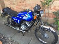 Honda h 100 s \\ rare collectable classic retro motorbike