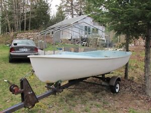 16' sailboat for sale/OR TRADE FOR small boat OR lawn tractor