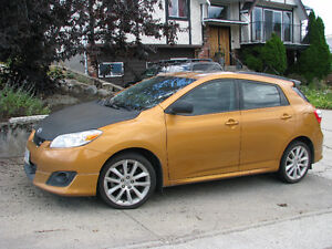 2009 Toyota Matrix Graphte wrap Hatchback