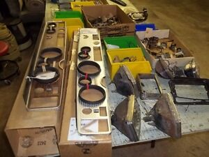 1970 - 1981 FIREBIRD TRANS AM PARTS - LOTS OF PARTS
