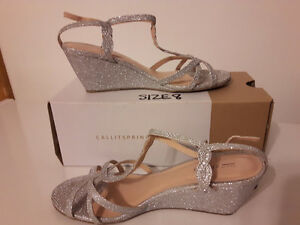 Sparkly wedges for sale
