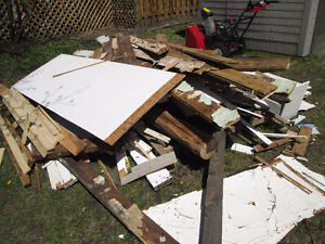 Free Scrap Wood - Must be picked up by May 27th!